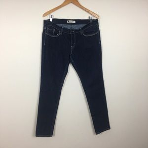 Levi's 324 Denim Blue Jeans Size 15m